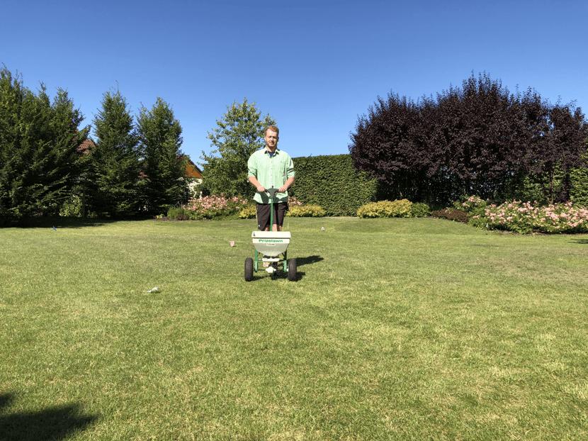 Údržba zahrad